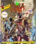 The Ninja Warriors Atari ST Front Cover