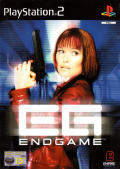 Endgame PlayStation 2 Front Cover
