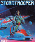 Stormtrooper Atari ST Front Cover