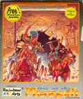 Day of the Pharaoh Atari ST Front Cover