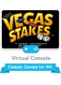 Vegas Stakes Wii Front Cover
