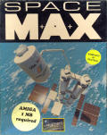 Space M+A+X Amiga Front Cover