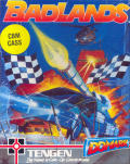 Badlands Commodore 64 Front Cover