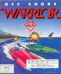 Off Shore Warrior Amiga Front Cover