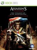 Assassin's Creed III: The Tyranny of King Washington - The Redemption Xbox 360 Front Cover
