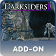 Darksiders II: Argul's Tomb PlayStation 3 Front Cover
