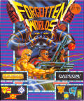 Forgotten Worlds Atari ST Front Cover