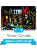 F-Zero X Wii Front Cover