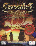 Corsairs: The New Conquerors Windows Front Cover