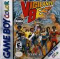 Vigilante 8 Game Boy Color Front Cover