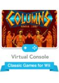Columns Wii Front Cover