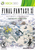 Final Fantasy XI Online: Ultimate Collection - Seekers Edition Xbox 360 Front Cover