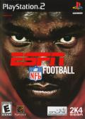 ESPN NFL Football PlayStation 2 Front Cover