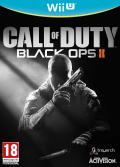 Call of Duty: Black Ops II Wii U Front Cover