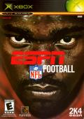 ESPN NFL Football Xbox Front Cover