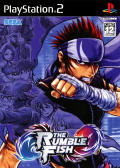 The Rumble Fish PlayStation 2 Front Cover