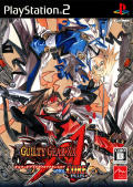 Guilty Gear XX Λ Core Plus PlayStation 2 Front Cover