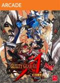 Guilty Gear XX Λ Core Plus Xbox 360 Front Cover