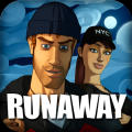 Runaway: A Twist of Fate - Part 2 iPad Front Cover
