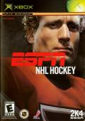 ESPN NHL Hockey Xbox Front Cover
