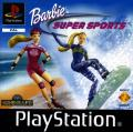 Barbie: Super Sports PlayStation Front Cover