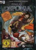 Chaos Auf Deponia (Limitierte Auflage) Macintosh Front Cover