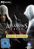 Assassin's Creed: Revelations - Gold Edition Windows Front Cover