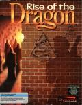 Rise of the Dragon DOS Front Cover