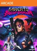 Far Cry 3: Blood Dragon Xbox 360 Front Cover