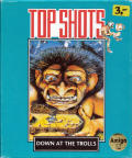 Realm of the Trolls Amiga Front Cover