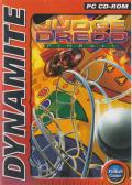 Judge Dredd Pinball DOS Front Cover