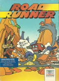 Road Runner DOS Front Cover