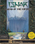 Ishar: Legend of the Fortress Amiga Front Cover