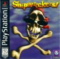 Shipwreckers! PlayStation Front Cover