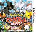 Pokémon Rumble Blast Nintendo 3DS Front Cover