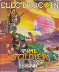 Time Soldiers Atari ST Front Cover
