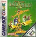 Keep the Balance! Game Boy Color Front Cover Signed by gamedeveloper Martijn Wenting