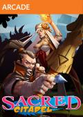 Sacred Citadel Xbox 360 Front Cover