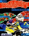 Four Smash Hits from Hewson Commodore 64 Front Cover