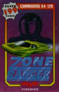 Zone Ranger Commodore 64 Front Cover