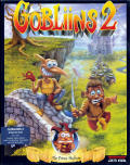 Gobliins 2: The Prince Buffoon Atari ST Front Cover