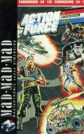 Action Force Commodore 64 Front Cover