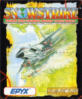 Snow Strike Atari ST Front Cover