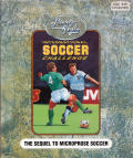 International Soccer Challenge Atari ST Front Cover