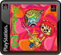 Um Jammer Lammy PlayStation 3 Front Cover
