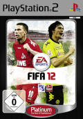 FIFA 12 PlayStation 2 Front Cover