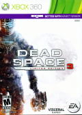 Dead Space 3 (Limited Edition) Xbox 360 Front Cover