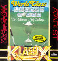 World Class Leader Board Atari ST Front Cover