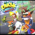 Crash Bandicoot: Warped PlayStation 3 Front Cover