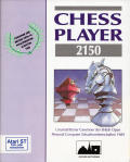 Chess Player 2150 Atari ST Front Cover